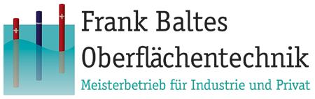 Frank Baltes - Oberflächentechnik